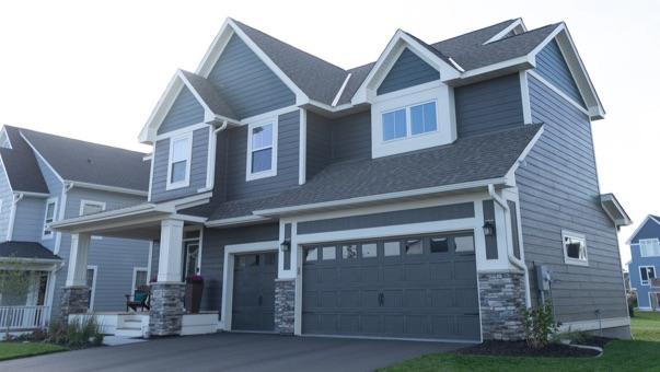Grey house