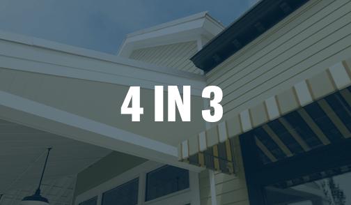 4 in 3